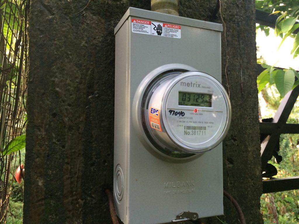 net metering box